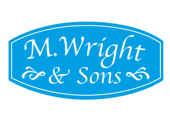 Logo Marke M. Wright & Sons